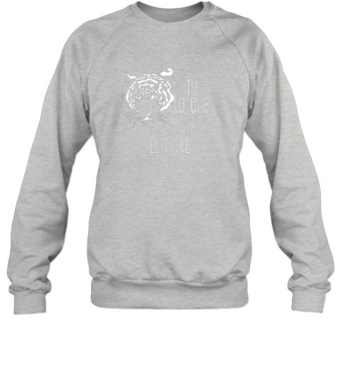 2n76 tigres dominican baseball spanish espanol cool sweatshirt 35 front sport grey