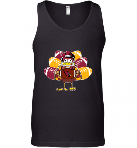 Arizona Cardinals Thanksgiving Turkey Football NFL Tank Top