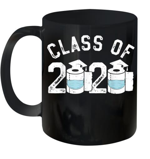 Funny Graduation Toilet Paper Outta TP Class Of 2020 Ceramic Mug 11oz