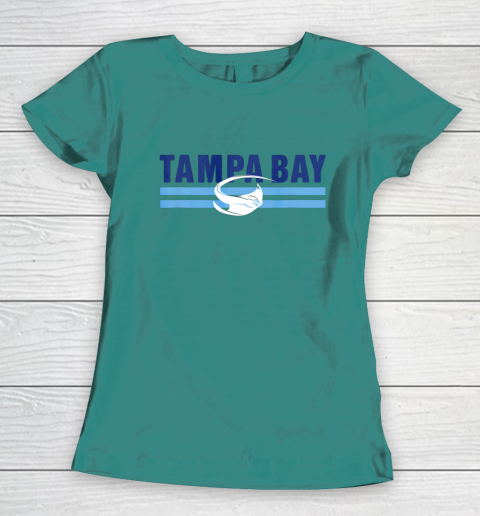 Cool Tampa Bay Local Sting ray TB Standard Tampa Bay Fan Pro Women's T-Shirt 10