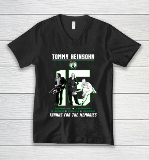 Tommy Heinson 15 Thanks For The Memory V-Neck T-Shirt