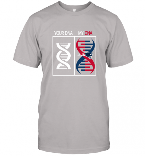 v1po my dna is the new england patriots football nfl jersey t shirt 60 front ash