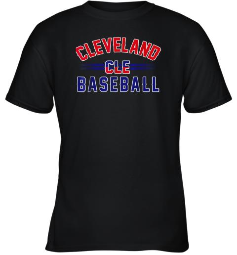 Cleveland CLE Baseball Youth T-Shirt
