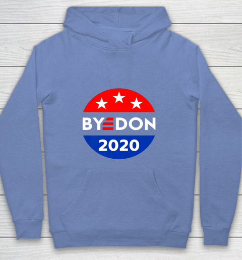 ByeDon 2020 Bye Don Anti Trump Vote Joe Biden Youth Hoodie 8