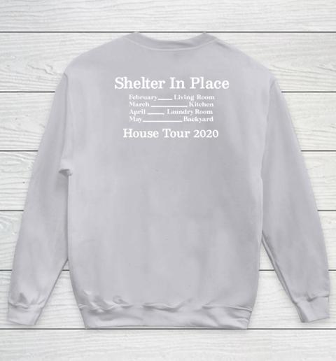 Peter Frampton Covid Stays Inside Youth Sweatshirt 11