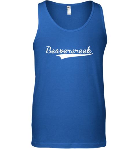 o4nk beavercreek baseball styled jersey shirt softball unisex tank 17 front royal