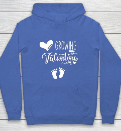 Growing my Valentine Tshirt for Wife Hoodie 6