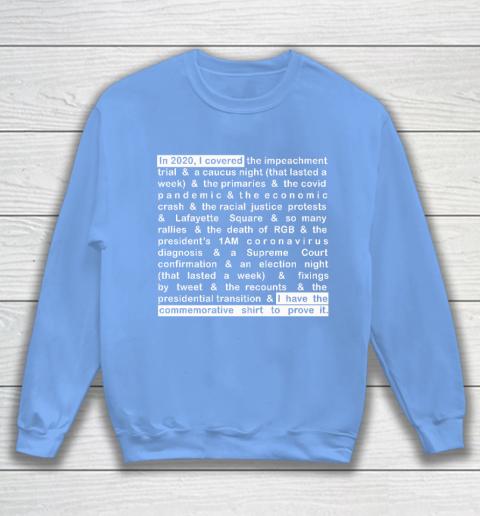 Jim Acosta Sweatshirt 8