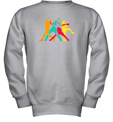 mop6 vintage baseball shirt gifts youth sweatshirt 47 front sport grey