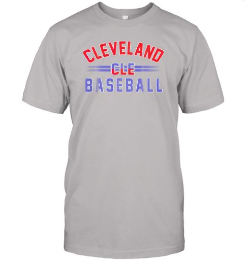 wvmo cleveland cle baseball jersey t shirt 60 front ash