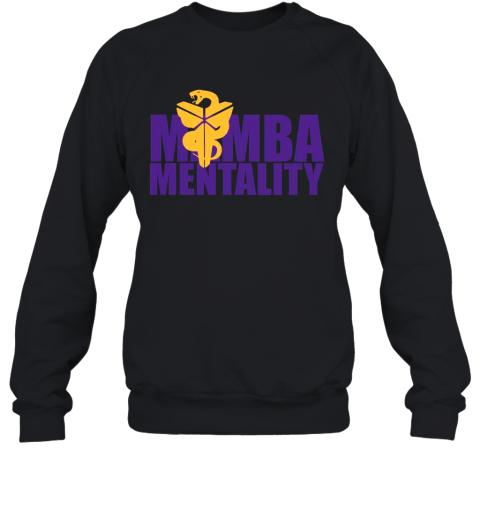 Mamba Mentality T Sweatshirt
