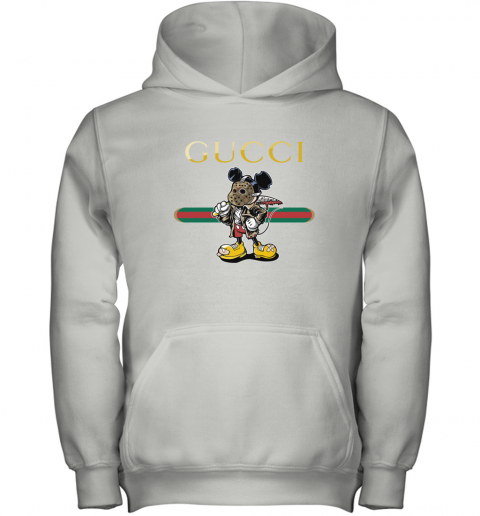 Gucci Jason Voorhees Mickey Mouse Youth Hoodie