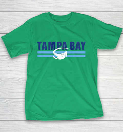 Cool Tampa Bay Local Sting ray TB Standard Tampa Bay Fan Pro Youth T-Shirt 3