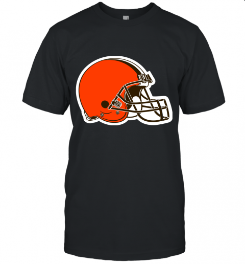 cpuw cleveland browns nfl pro line by fanatics branded brown victory jersey t shirt 60 front black