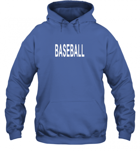llvz shirt that says baseball hoodie 23 front royal