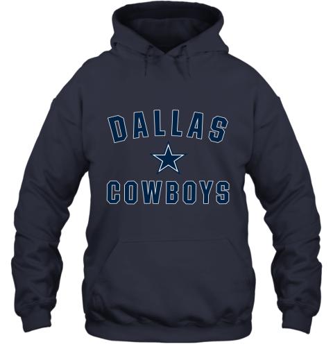 Dallas Cowboys NFL Pro Line by Fanatics Branded Gray Hoodie