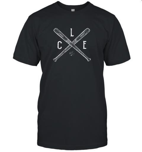 Vintage Cleveland Baseball Shirt Cleveland Ohio Unisex Jersey Tee