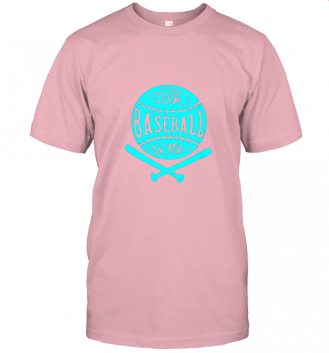 2zwo talk baseball to me groovy ball bat silhouette jersey t shirt 60 front pink