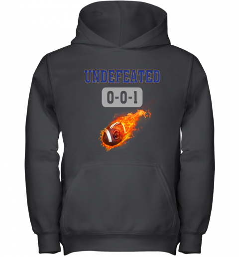 NFL BALTIMORE RAVENS Logo Undefeated Youth Hoodie