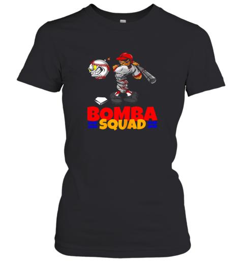 Bomba Squad Twins Shirt for Men Women Baseball Minnesota Women's T-Shirt