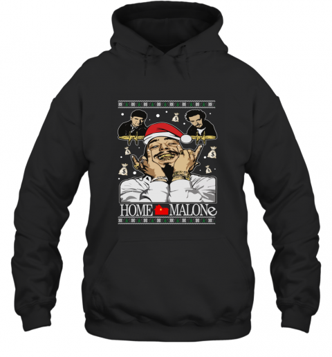HOME MALONE UGLY CHRISTMAS Hoodie