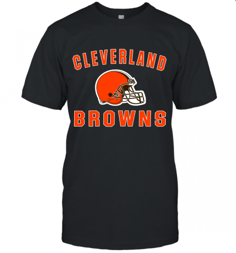 6lfm cleveland browns nfl line by fanatics branded brown victory jersey t shirt 60 front black