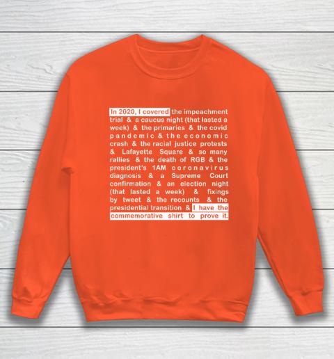 Jim Acosta Sweatshirt 3