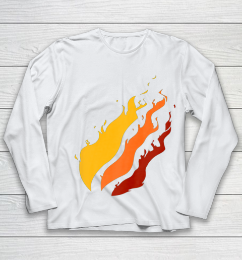 Gaming Tee for Gamer with Game Plays Style Youth Long Sleeve 2