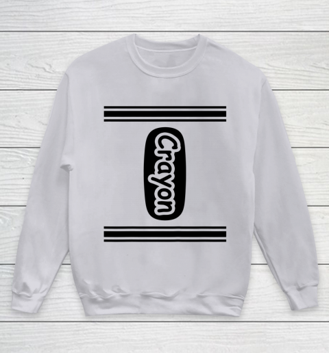 Crayon Youth Sweatshirt 2