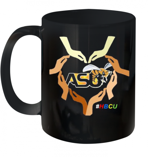 Alabama State University Hbcu Color Skin Black Lives Matter Ceramic Mug 11oz
