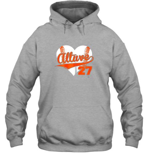 ndnz jose altuve baseball heart shirtapparel hoodie 23 front sport grey