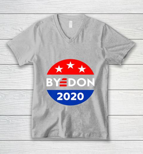 ByeDon 2020 Bye Don Anti Trump Vote Joe Biden V-Neck T-Shirt 3