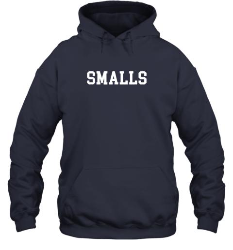 j49x smalls shirt funny baseball gift hoodie 23 front navy