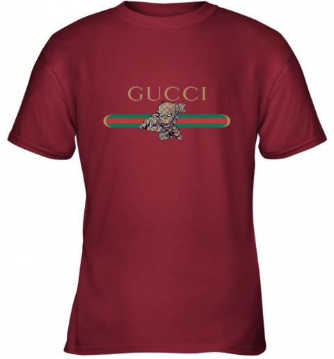 Black Panther Gucci Youth T-Shirt