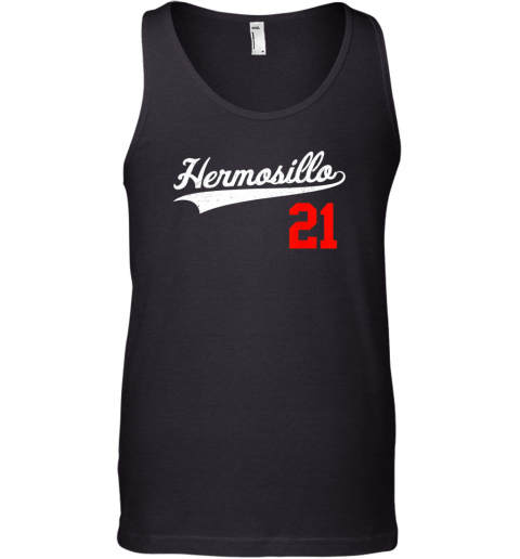 Hermosillo Shirt in Baseball Style for Mexican Fans Tank Top