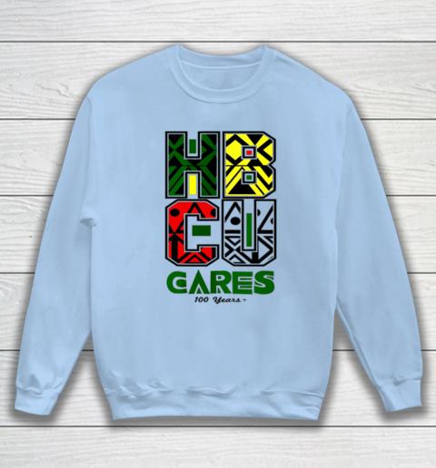 HBCU Cares College University Graduation Gift Black Schools Sweatshirt 4