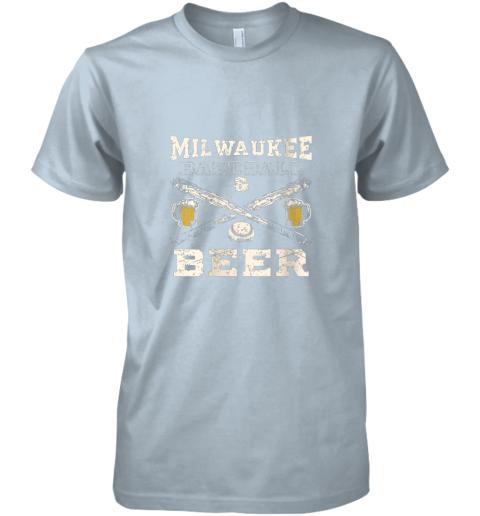 1kwr love milwaukee love baseball premium guys tee 5 front light blue