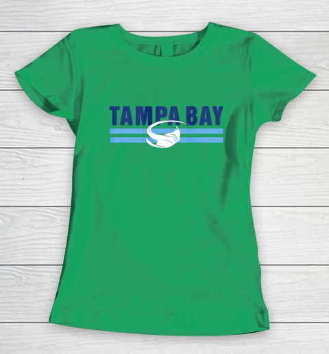 Cool Tampa Bay Local Sting ray TB Standard Tampa Bay Fan Pro Women's T-Shirt 5