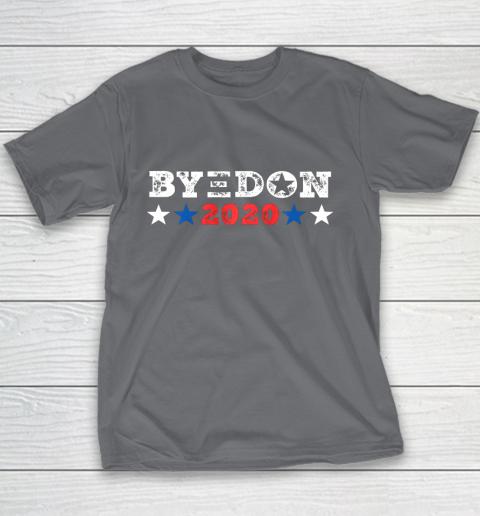 ByeDon Shirt 2020 Joe Biden 2020 American Election Bye Don Youth T-Shirt 5