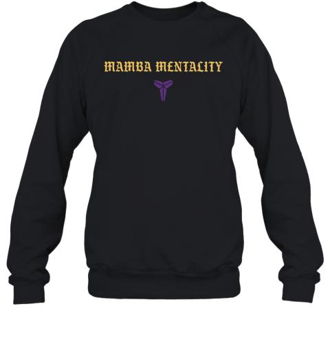 Mamba Mentality Sweatshirt