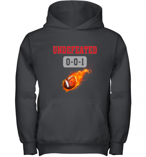NFL KANSAS CITY CHIEFS LOGO Undefeated Youth Hoodie