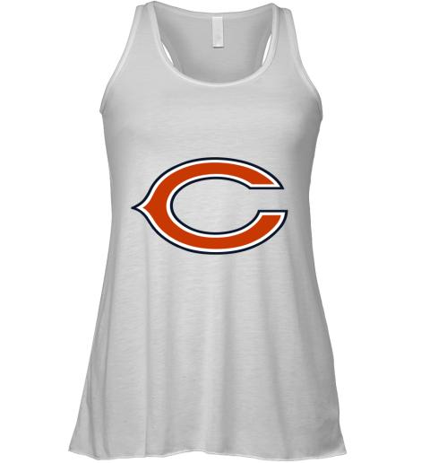 Chicago Bears NFL Pro Line Gray Victory Racerback Tank