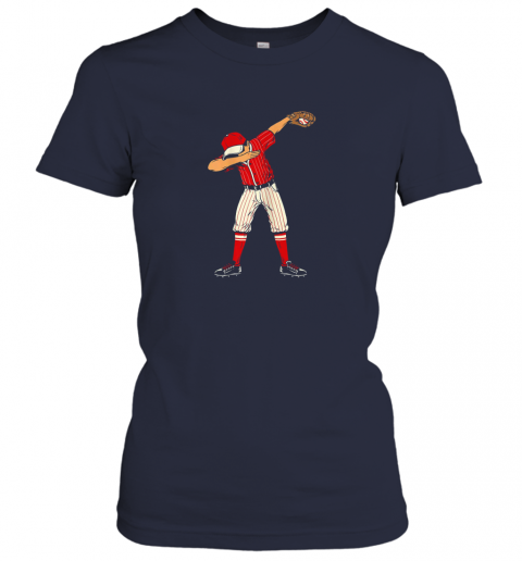 wggt dabbing baseball catcher gift shirt kids men boys bzr ladies t shirt 20 front navy