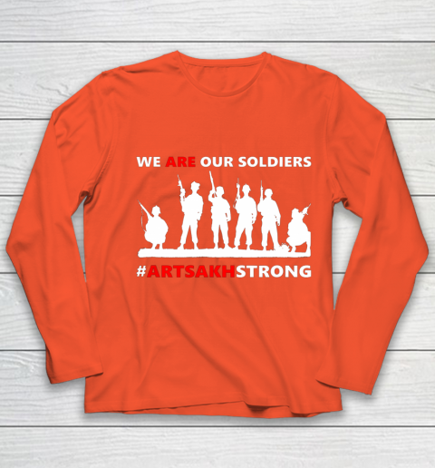 We Are Our Soldiers Youth Long Sleeve 3