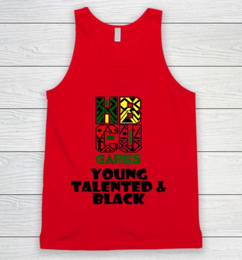 HBCU Cares College University Graduation Gift Black Schools Shirt Tank Top 3