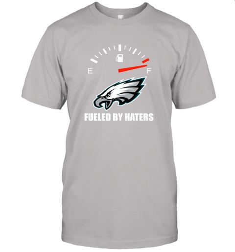 j6k7 fueled by haters maximum fuel philadelphia eagles jersey t shirt 60 front ash