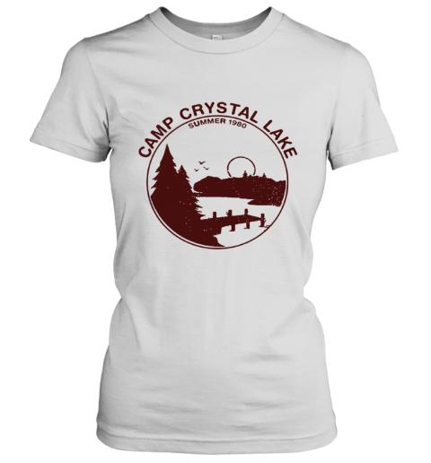 Camp Crystal Lake Summer 1980 Friday The 13th Women's T-Shirt
