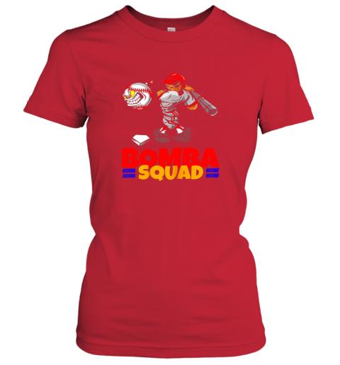 yrik bomba squad twins shirt for men women baseball minnesota ladies t shirt 20 front red