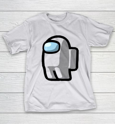 Imposter Among Gamer Us Impostor Sus T-Shirt 9