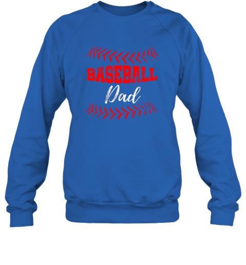 vghq mens baseball inspired dad fathers day sweatshirt 35 front royal